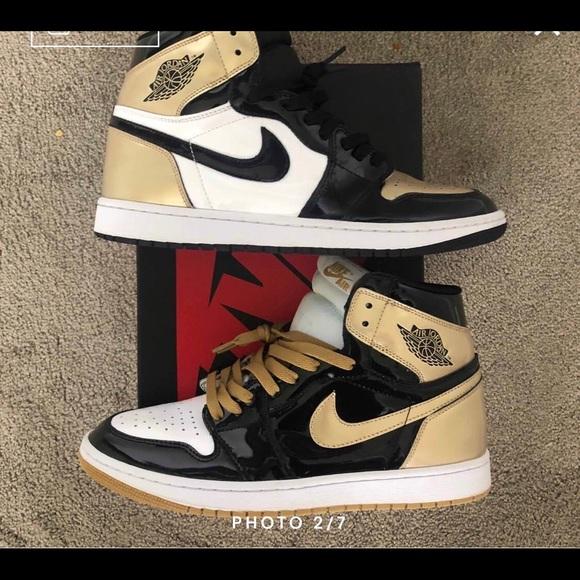 half off 6b9d6 8335c Nike Air Jordan 1's Retro High OG Nrg Top Gold 3
